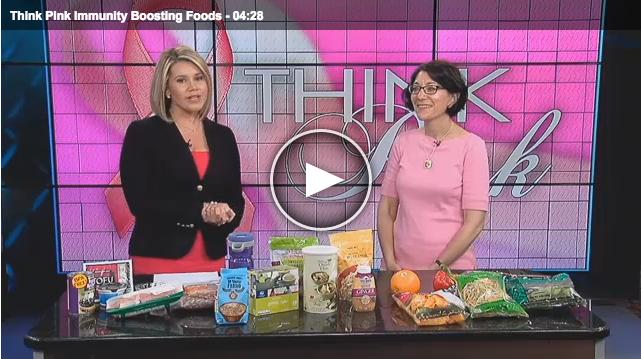 Think Pink Immunity Boosting Foods Fox19