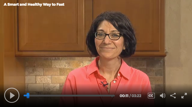 A Smart and Healthy Way to Fast with Lisa Andrews, RD on Fox19