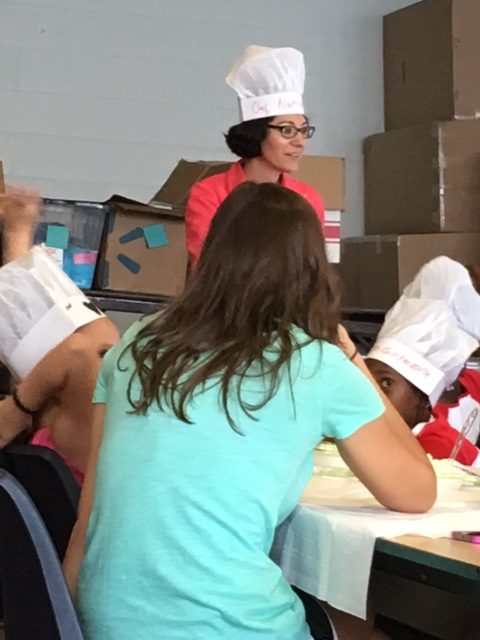 Culinary Camp for Kids #nokidhungry