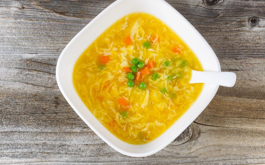 Thai Chicken & Vegetable Soup