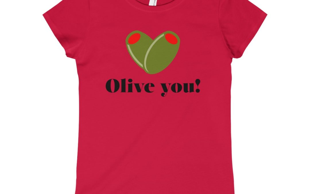 Olive you sale!