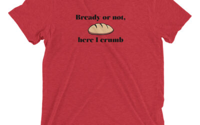 Sour dough starter food pun tee