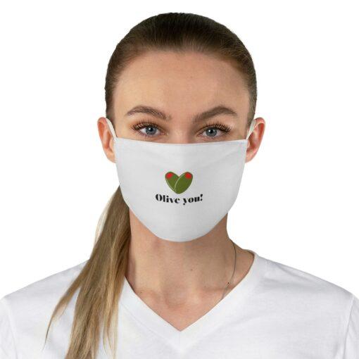 Face mask food pun