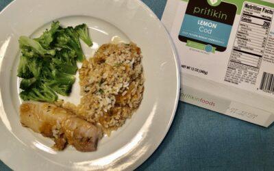 Start fresh with frozen foods by Pritikin