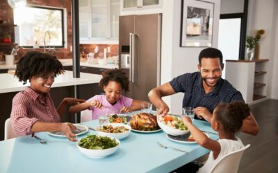 Health benefits of family meals