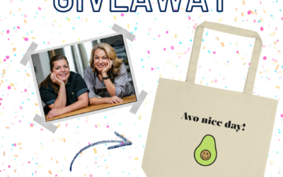 Giveway! Free Avo Nice Day tote & Live Cooking Webinar