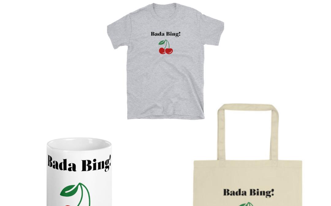 Cherry season sale! Save on bada bing merch